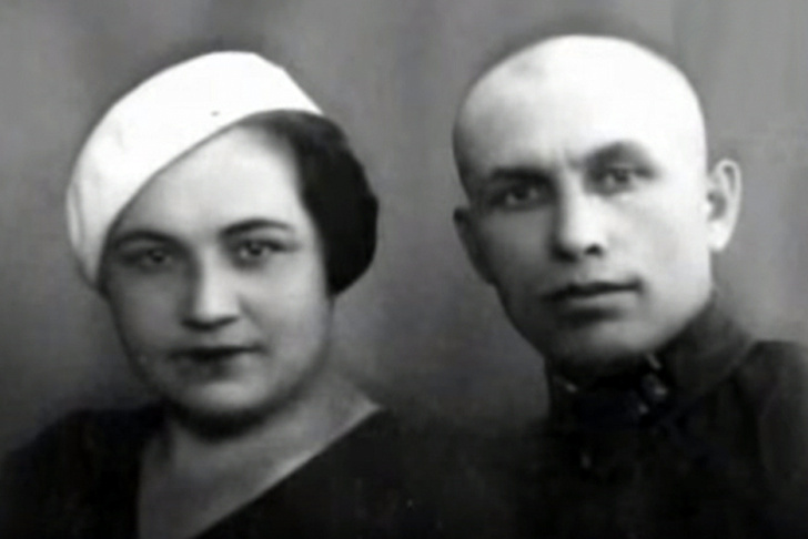 mariya oktyabrskaya dan suaminya