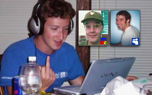 mark zuckerberg jari tengah khaled mardam bey tom myspace