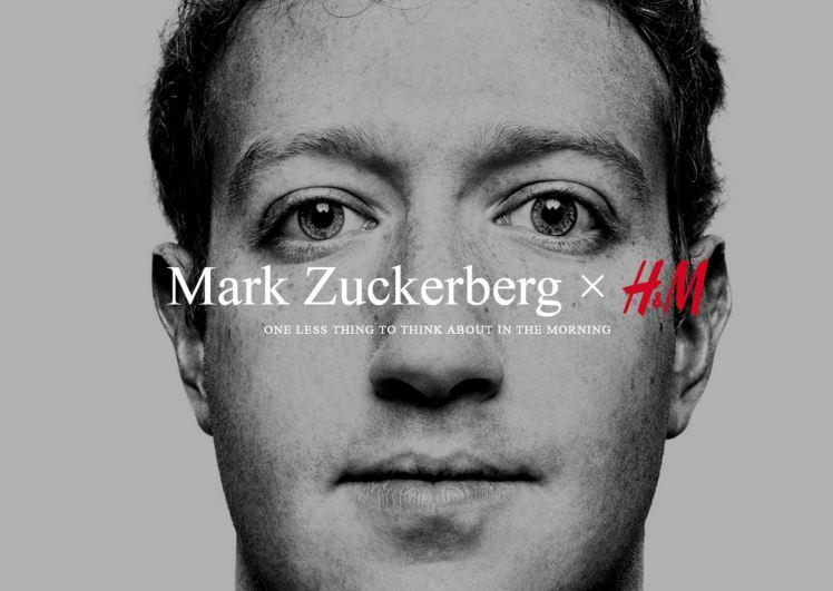 mark zuckerberg x h m