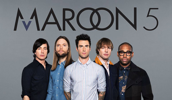 maroon 5 band terkenal