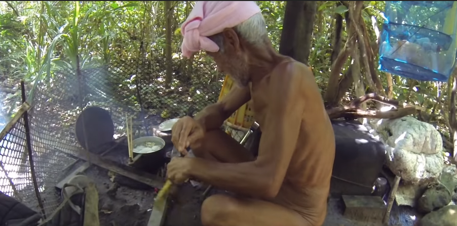 masafumi nagasaki warga emas jepun yang tinggal bersendirian di pulau tak berpenghuni hampir 30 tahun 12