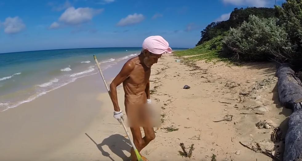 masafumi nagasaki warga emas jepun yang tinggal bersendirian di pulau tak berpenghuni hampir 30 tahun 2 88