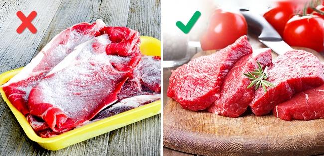 masak daging beku