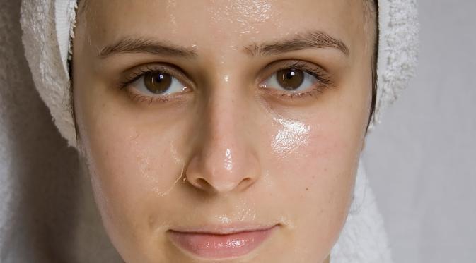masalah kulit berminyak