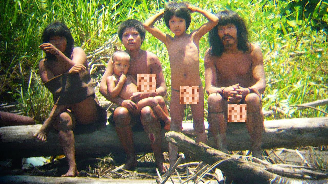 mashco piro suku kaum yang jauh dari peradaban manusia