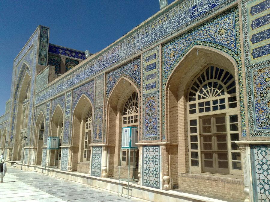 masjid jumaat herat