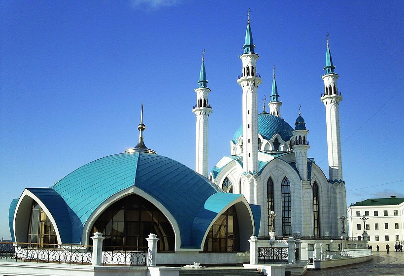 masjid kul sharif russia