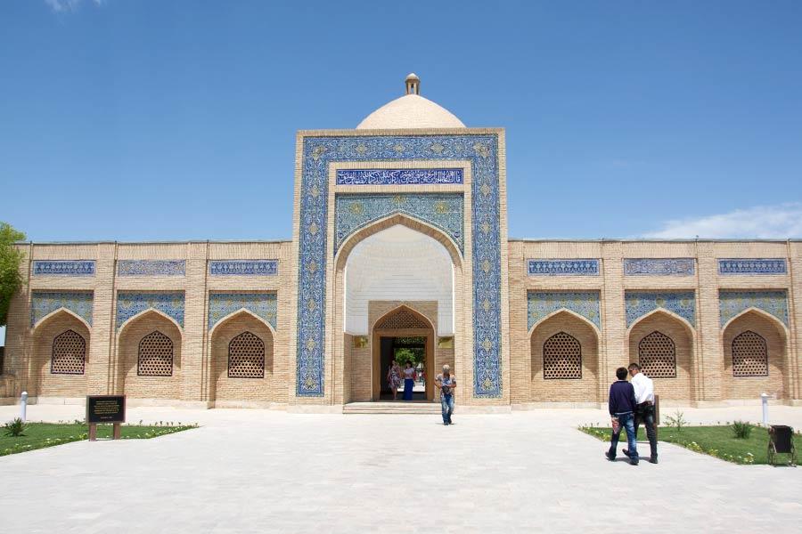 masjid makam imam bukhari