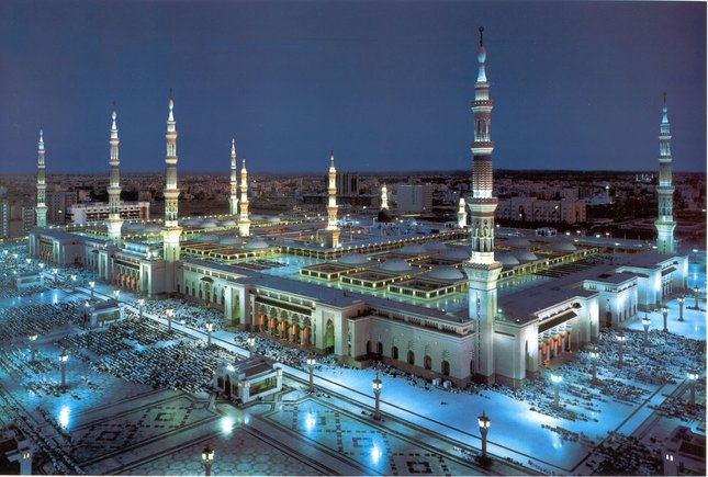 masjid nabawi antara terbesar di dunia