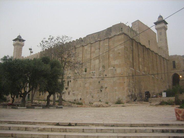 masjid nabi ibrahim