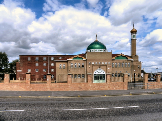 masjid noor ul islam di bolton sejarah ringkas pembangunan masjid inggeris di united kingdom