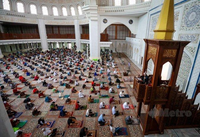 masjid orang melayu islam