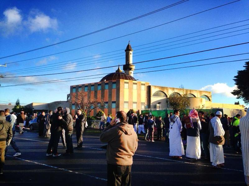 masjid preston australia di mana ruben memeluk islam