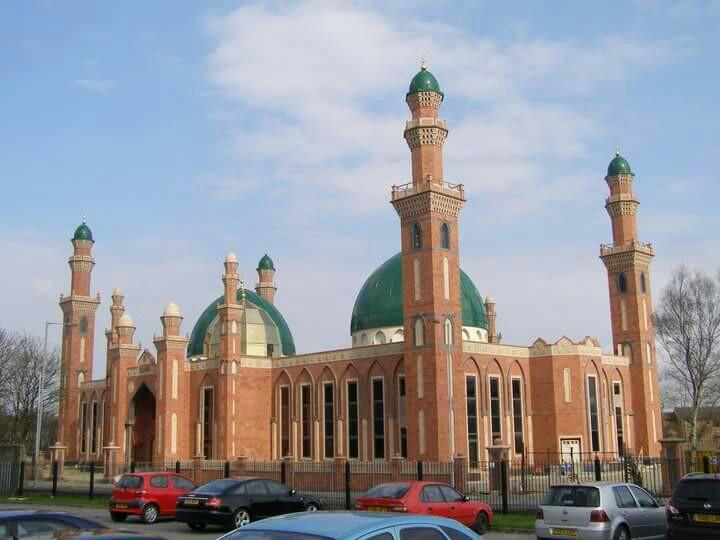 masjid suffa tul islam di bradford sejarah ringkas pembangunan masjid inggeris di united kingdom