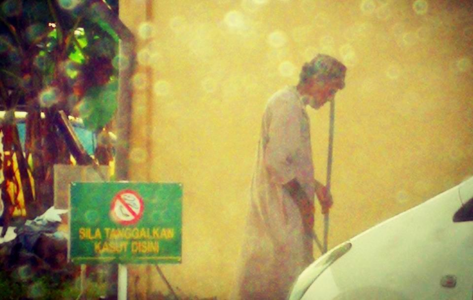 masjid taman kosas ampang