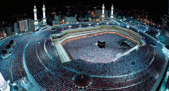 masjidil haram antara terbesar di dunia