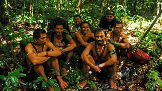matis suku kaum yang jauh dari peradaban manusia