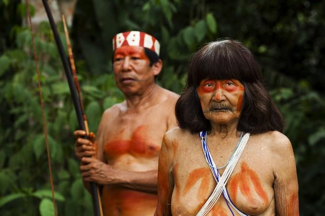 matses suku kaum yang jauh dari peradaban manusia
