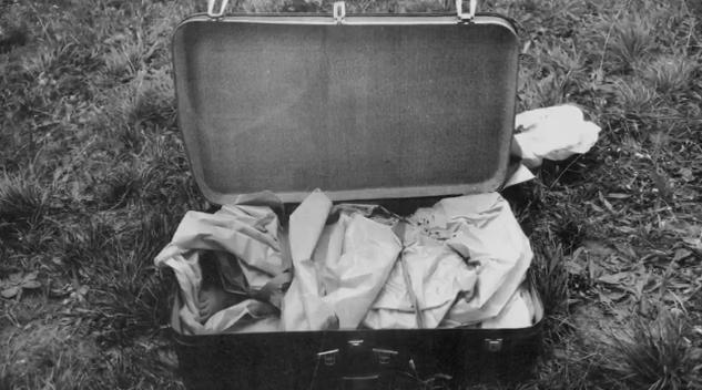 mayat manusia dalam bagasi