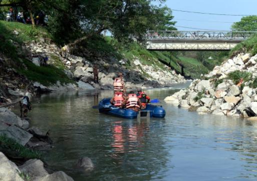 mayat terakhir pemancing lemas di sungai gasi berjaya ditemui