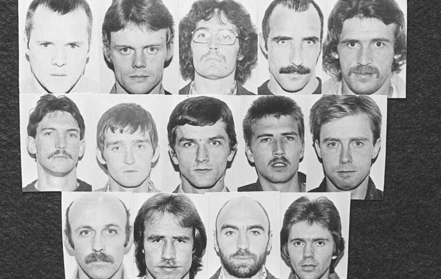 maze prison escape penjenayah yang berjaya melarikan diri daripada penjara dan gagal ditangkap semula