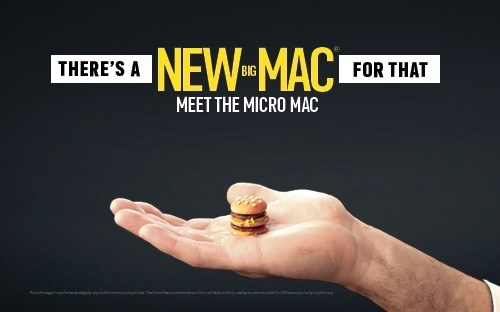mcdonald s micro mac