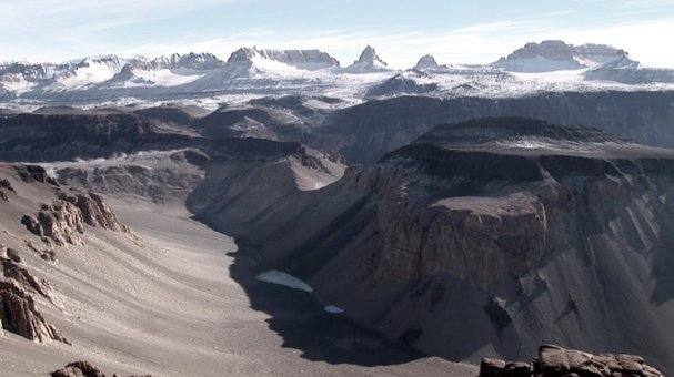 mcmurdo dry valley antartika