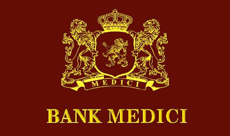 medici bank bank pertama di dunia