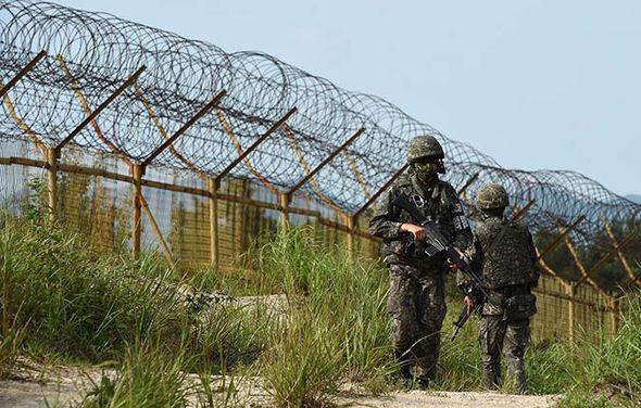 melarikan diri dari korea utara