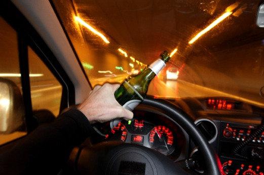 memandu mabuk langgar