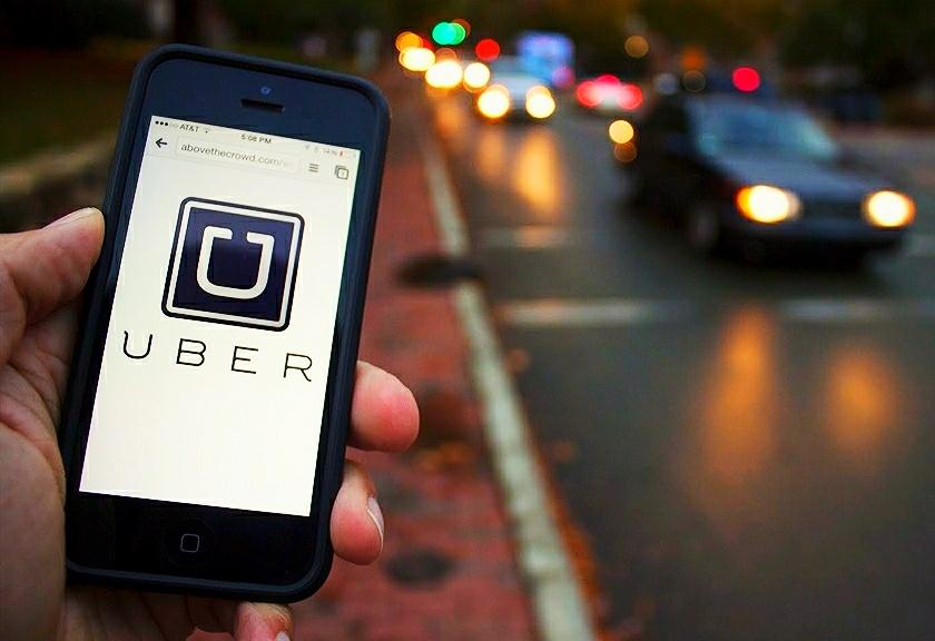 memesan perkhidmatan pemandu uber grab di mana jua