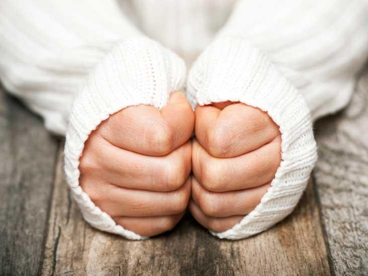 mengapa jari susah naik taip ketika cuaca sejuk 9