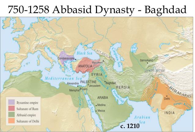 mengenali empayar abbasiyah