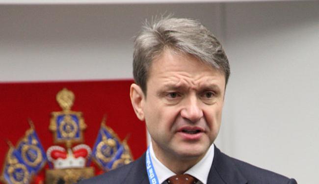 menteri agrikultur rusia alexander tkachev