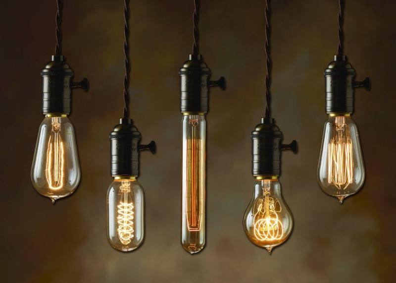 mentol lampu ciptaan thomas edison