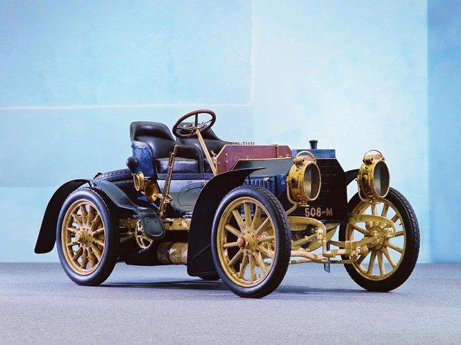 mercedes 35 hp kereta pertama jenama