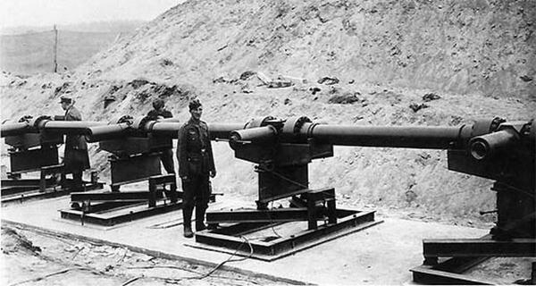 meriam v3 senjata paling dahsyat digunakan dalam perang dunia kedua