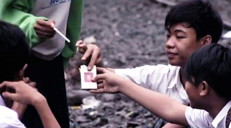 merokok di kalangan remaja