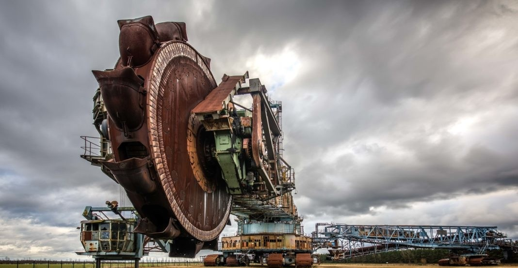 mesin ciptaan manusia paling besar di dunia 3