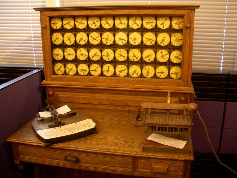 mesin penjadualan herman hollerith