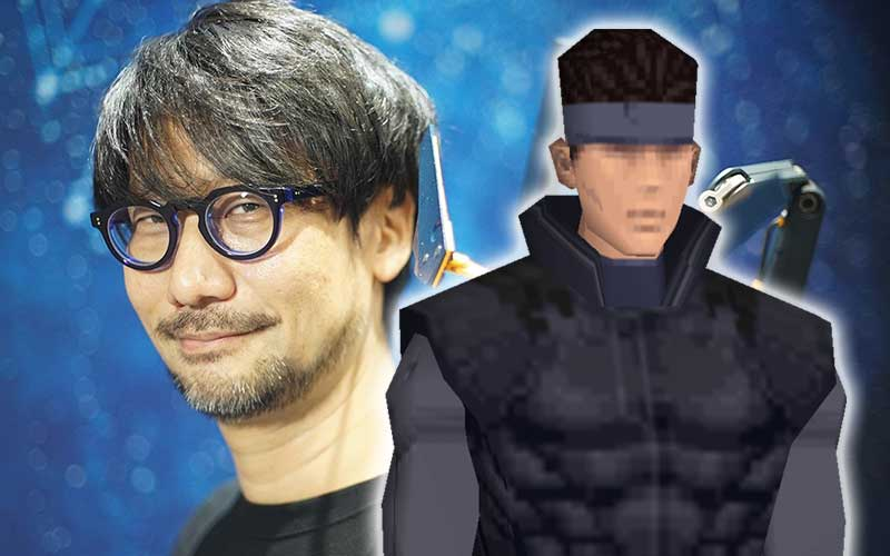 metal gear solid hideo kojima