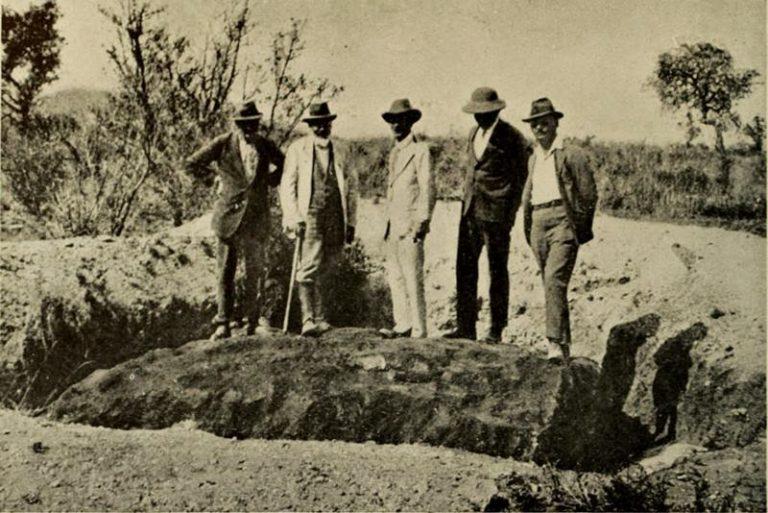 meteorit hoba meteorit paling besar pernah mendarat di bumi 4