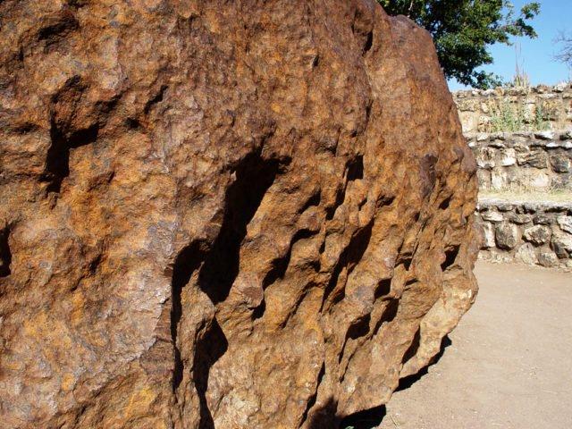 meteorit hoba meteorit paling besar pernah mendarat di bumi 7