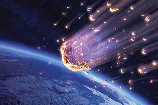 meteorit paling besar pernah mendarat di bumi 2