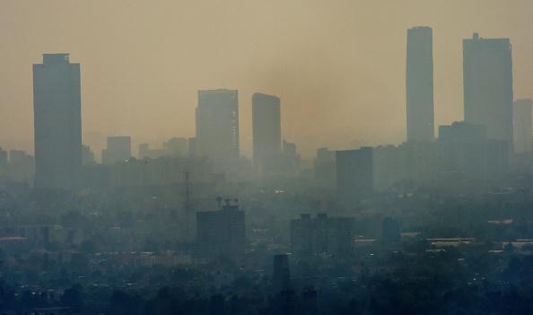 mexico city bandar paling kotor di dunia