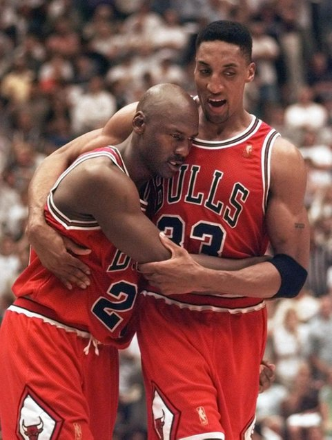 michael jordan ketika flu game