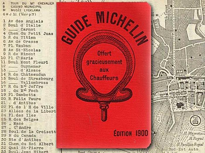 michelin guide pertama