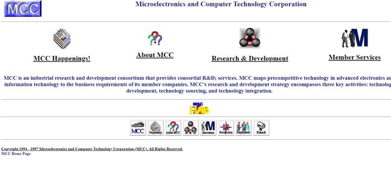 microelectronics and computer technology corporation