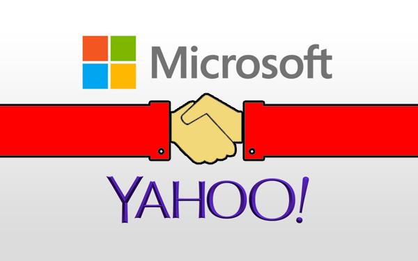 microsoft bergabung dengan yahoo bing 5nl3