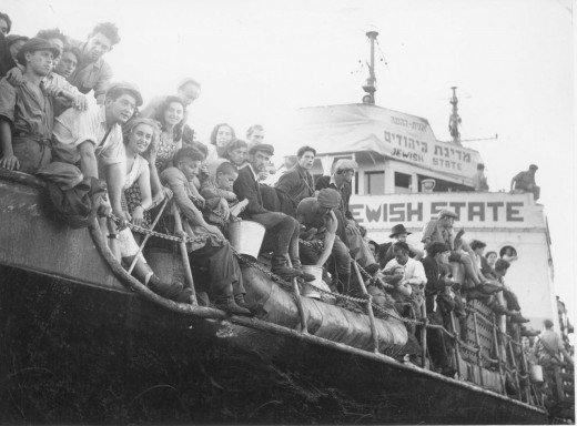 migrasi israel perpindahan manusia paling besar dalam sejarah